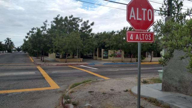 Instalan 4 altos entre Durango y Reforma Colonia Guerrero