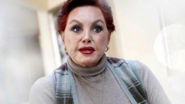 Muere la actriz Sonia Infante tras días hospitalizada por una parálisis