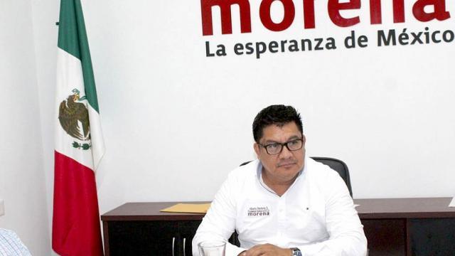 Renunciará Alberto Rentería a presidencia de Morena BCS