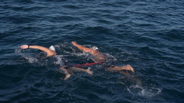 Nadan por niños ciegos y con baja visión, únete a su causa