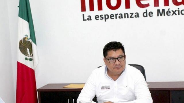 Renuncia Rentería a dirigencia de Morena BCS, en su lugar Gilberto González