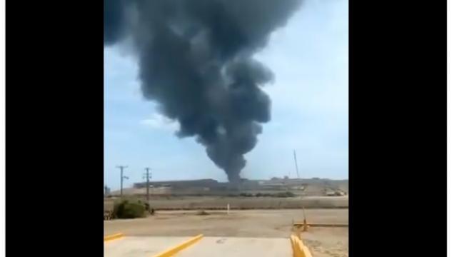 Activa Protección civil protocolo de emergencia en la Mina El Boleo en Santa Rosalía BCS