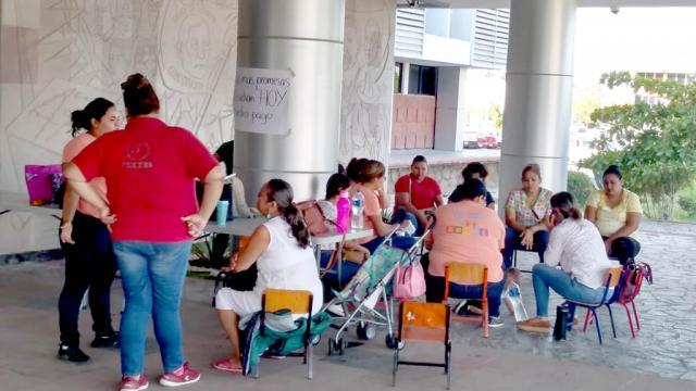 Trabajadores de Cendi Tierra y Libertad desesperan tras 7 meses sin sueldo