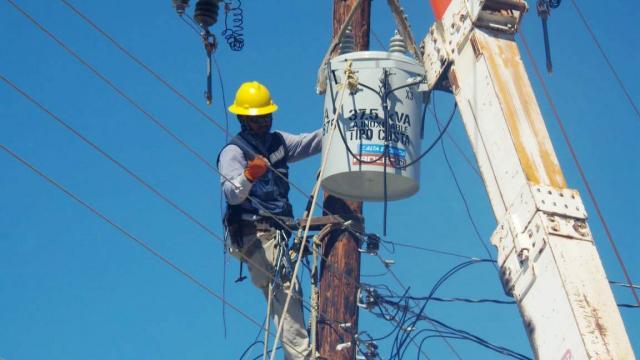 Declara Cenace emergencia eléctrica en BCS