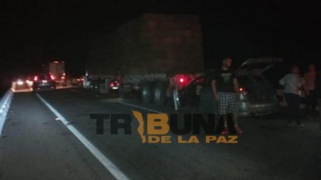 Ciclista atropella a peatón en calles de Ciudad Constitución