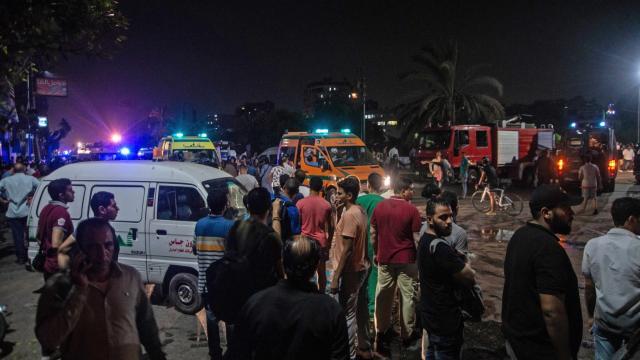 Una veintena de muertos en choque de vehículos en Egipto