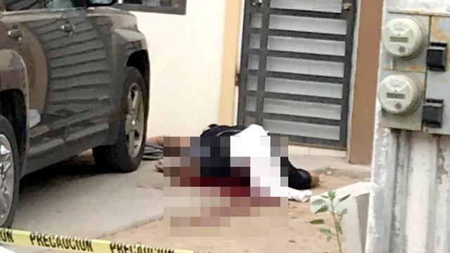 Matan a hombre a disparos en Península Sur