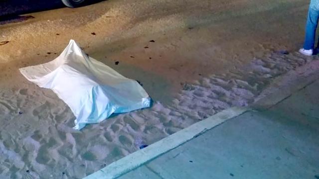 Adolescente atropella y mata a un peatón en Calafia