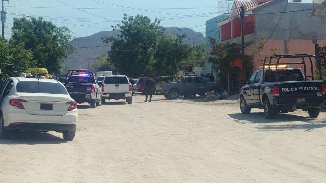 Policía evita robo a cooperativa pesquera en colonia Los Olivos en La Paz