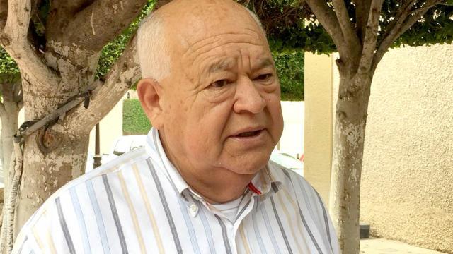 Descarta Víctor Castro que se realice proyecto de cable submarino para conectar a BCS con red eléctrica nacional