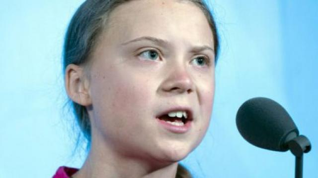 Otorgan Nobel Alternativo a la activista Greta Thunberg