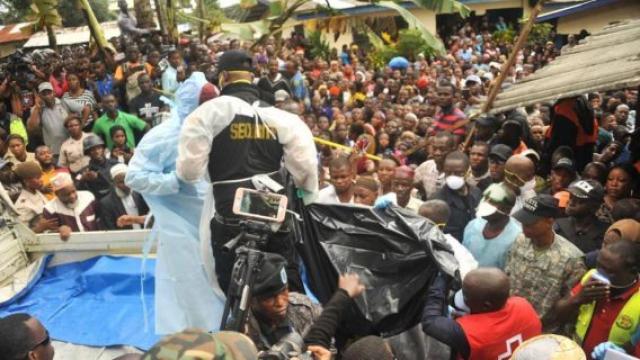 Mueren 27 niños en incendio en internado de Liberia