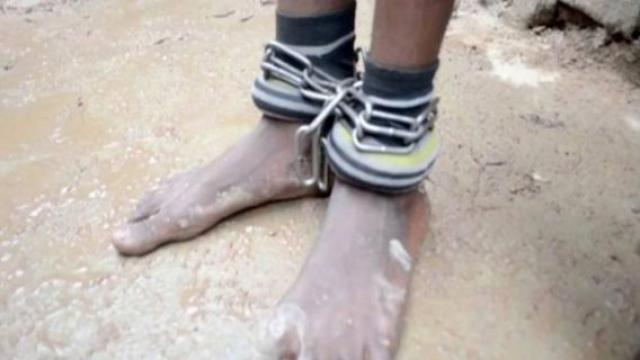 """Rescatan en Nigeria a 300 niños """"esclavizados"""" en escuela coránica"""