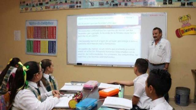 Ya están listas las vacunas contra Covid-19 para maestros: AMLO