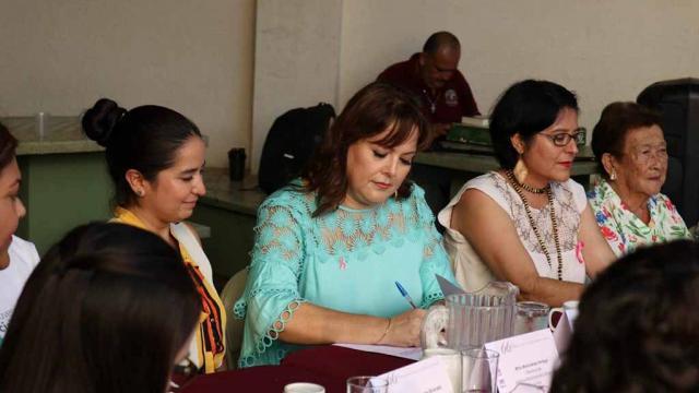 BCS ejemplo nacional donde se respetan los derechos político-electorales de las mujeres