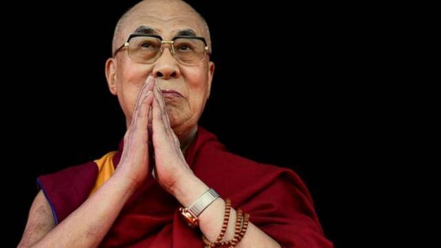 Dalai Lama rechaza injerencia de China en su sucesión