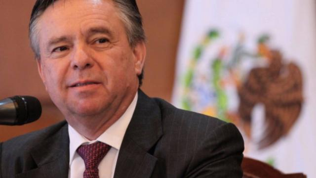 Renuncia ministro Medina-Mora a la Suprema Corte