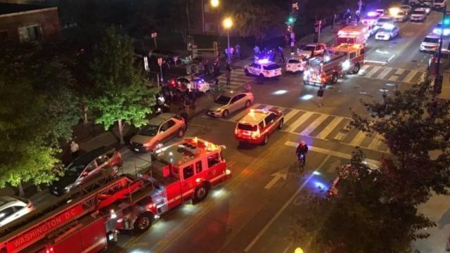 Al menos tres heridos por tiroteo en Washington