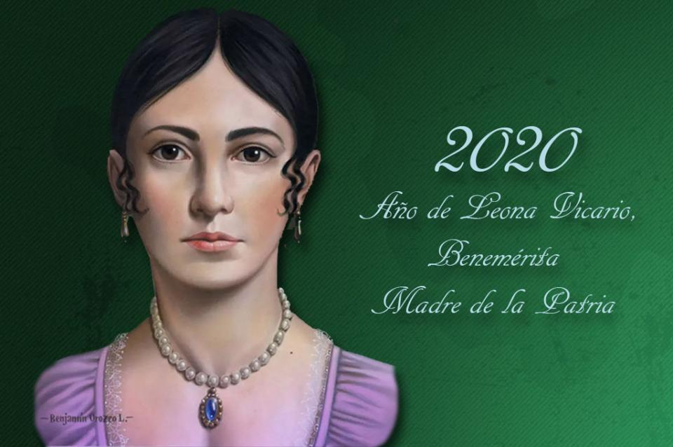 Congreso de la Unión declara a 2020 como Año de Leona Vicario