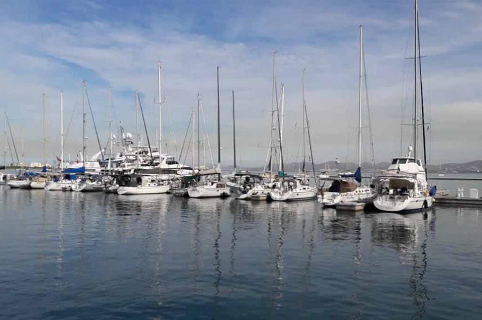 Reportan persona desaparecida en litorales de La Paz