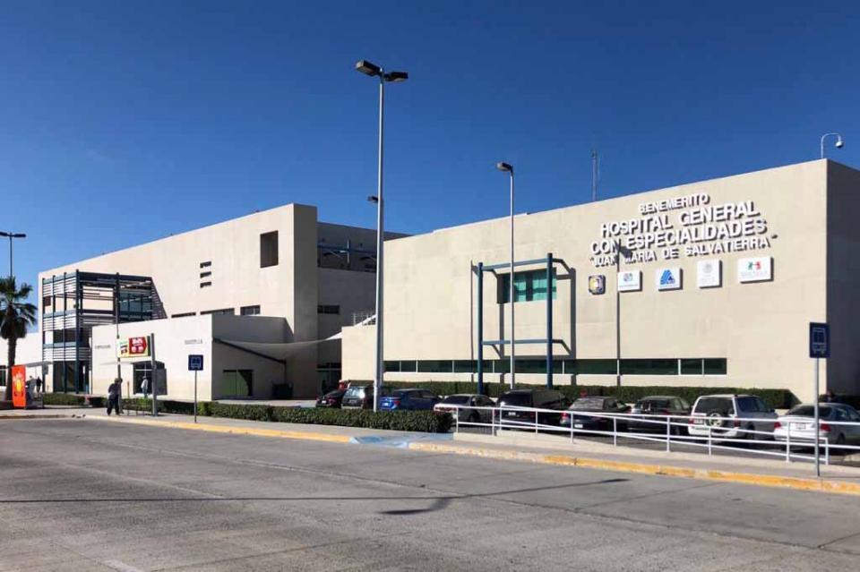 Advierten enfermeros del Salvatierra de paro laboral indefinido