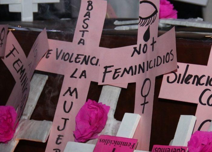 Buscan desaparecer el delito de Feminicidio