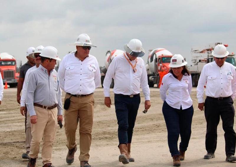 Especialistas del IPN participarán en la construcción de Dos Bocas