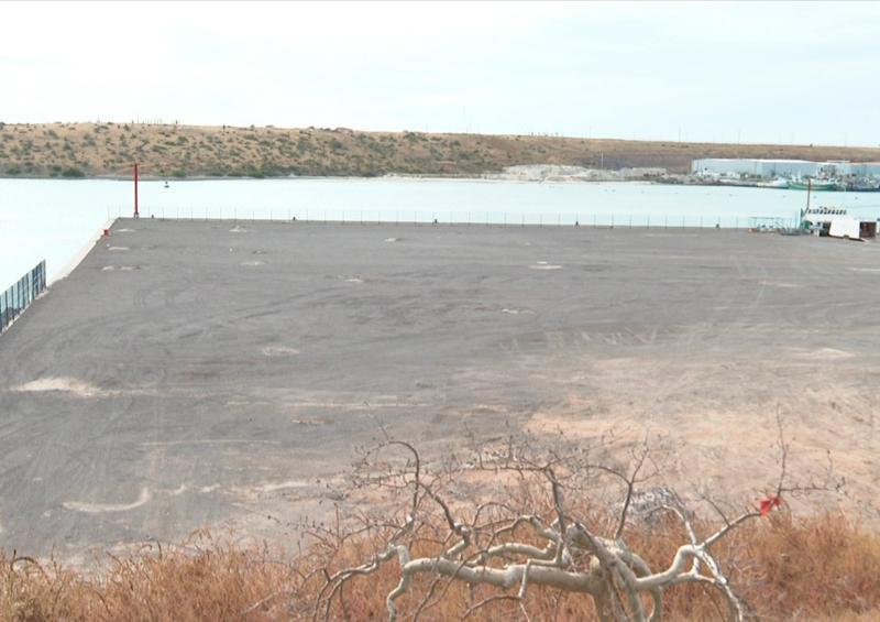 Está por iniciar la construcción de la planta de gas en Pichilingue