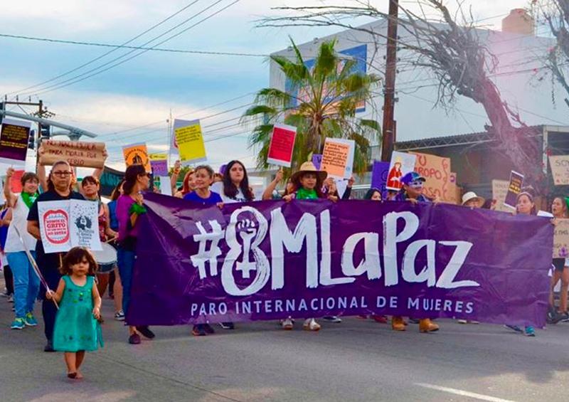 Mujeres marcharán el 8 de Marzo en el malecón