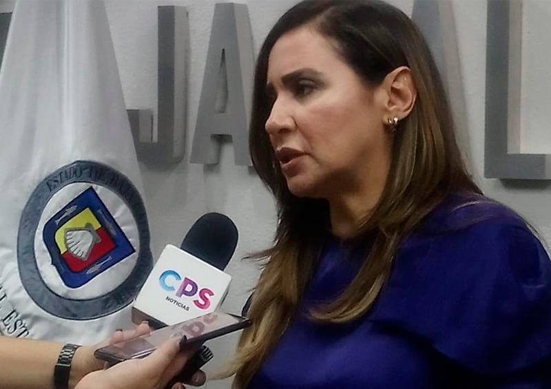 Presidenta de TEE BCS habla sobre derechos de las mujeres