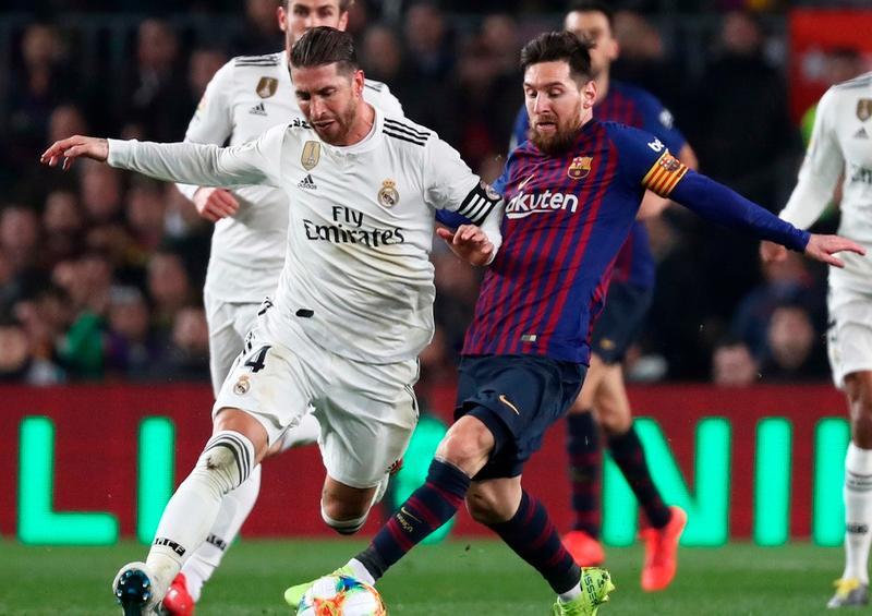 Real Madrid y Barcelona sorprenden con covocatoria para clásico