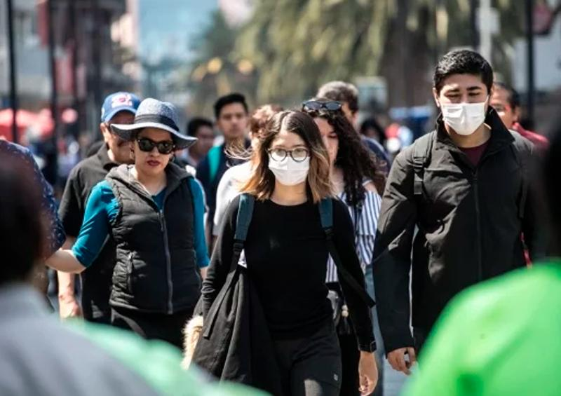 Coronavirus en México hasta ahora.