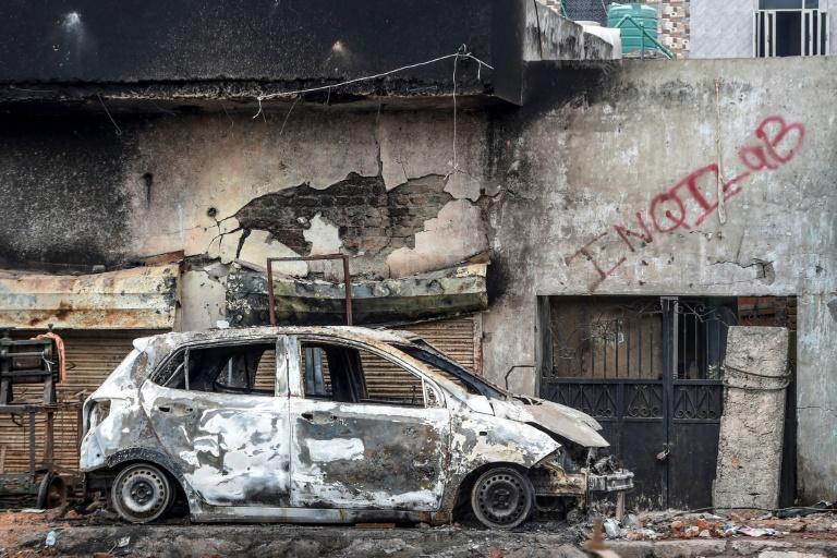Al menos 33 muertos por enfrentamientos en Nueva Delhi