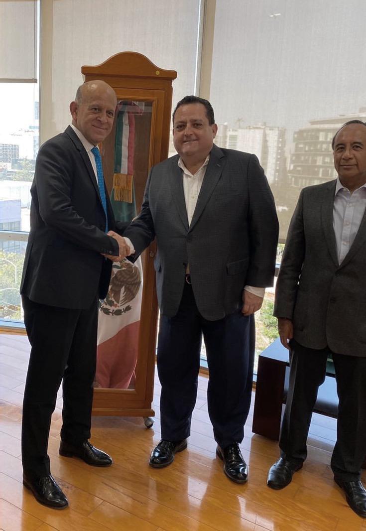 Gobierno de BCS y Federación logran acuerdos en salud