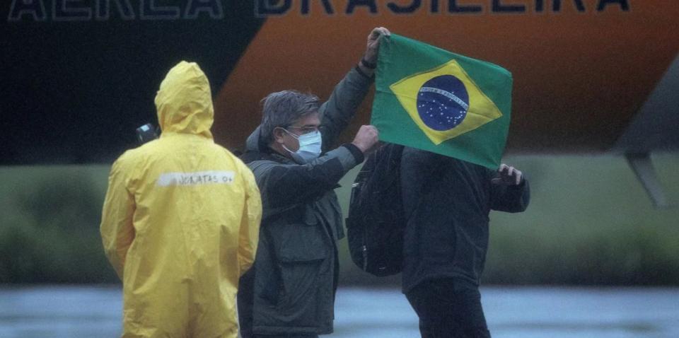 Brasil registra primer caso de coronavirus en Latinoamerica