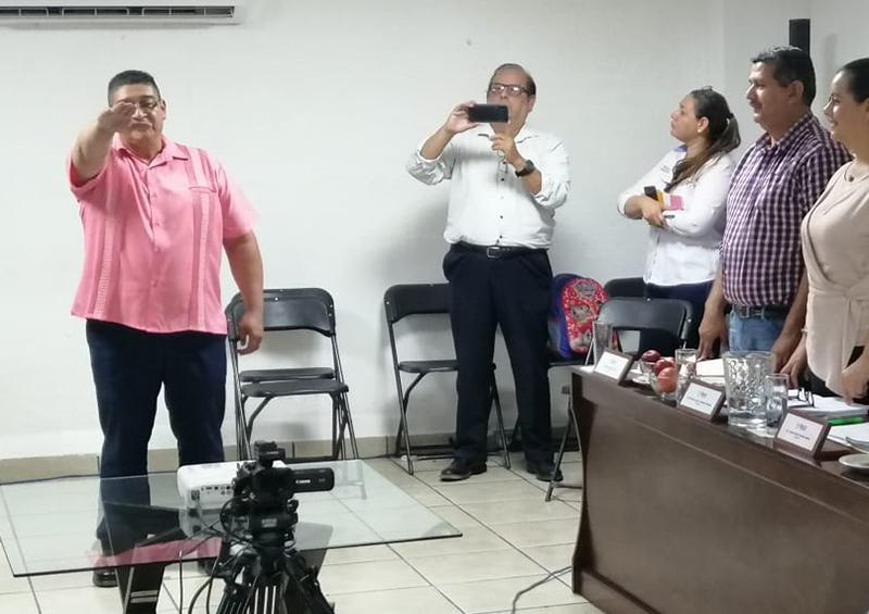 Carlos Virgen, de la Tesorería a Desarrollo Social