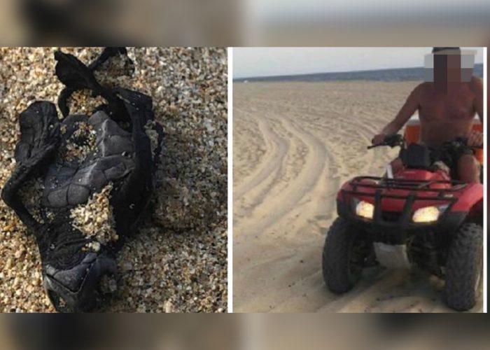 Depredador de tortugas amenaza a mujer de Todos Santos