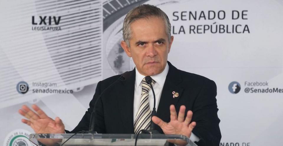 Detienen a exfuncionario del gobierno de Miguel Ángel Mancera