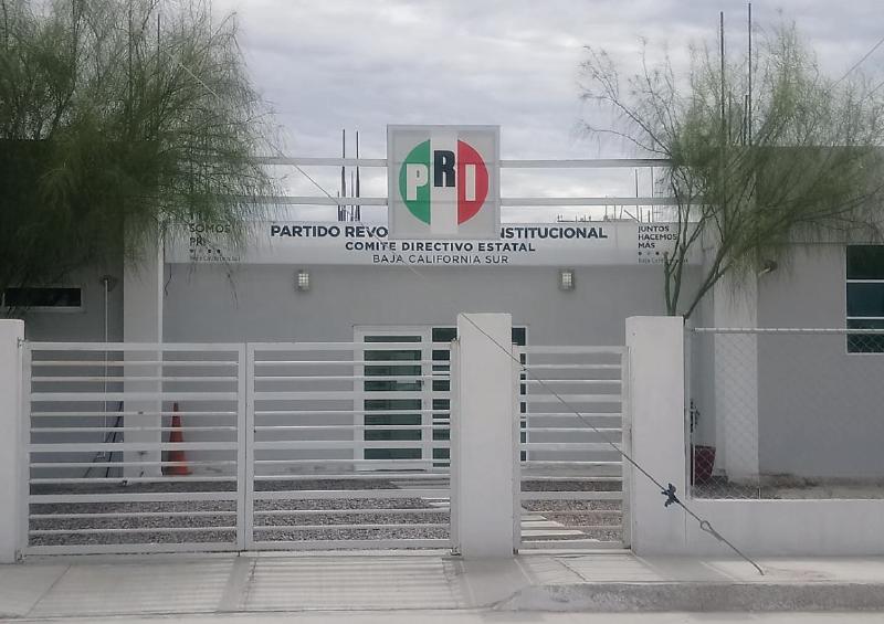 """""""Él nunca fue priista"""": Declara presidenta del PRI en BCS sobre Lozoya"""
