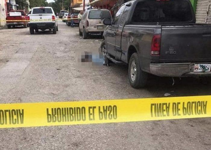En SLP: Asesinan a mujer mientras evitaba que violaran a su hija; atacante murió a balazos