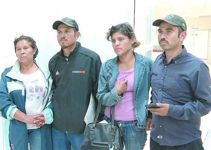 Fueron acusados de secuestro y de tráfico de menores en Mazatlán, ahora desde BCS exigen justicia