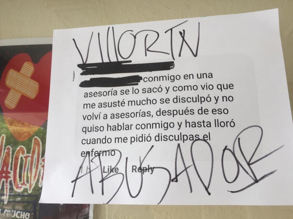 Destituyen a docente de Prepa Morelos por acoso sexual