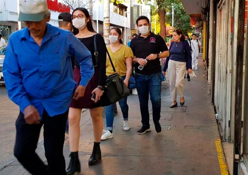 Nuevo caso positivo a COVID-19 en Chiapas