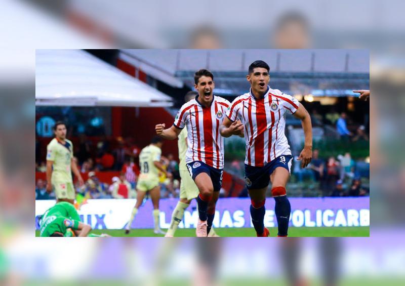 Destacan Cruz Azul y Chivas en la Liga MX