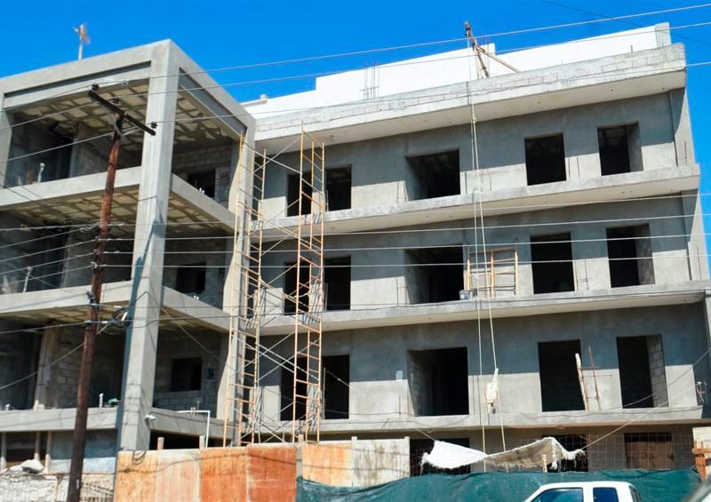 Continúa cayendo industria de la construcción en México y BCS: CMIC
