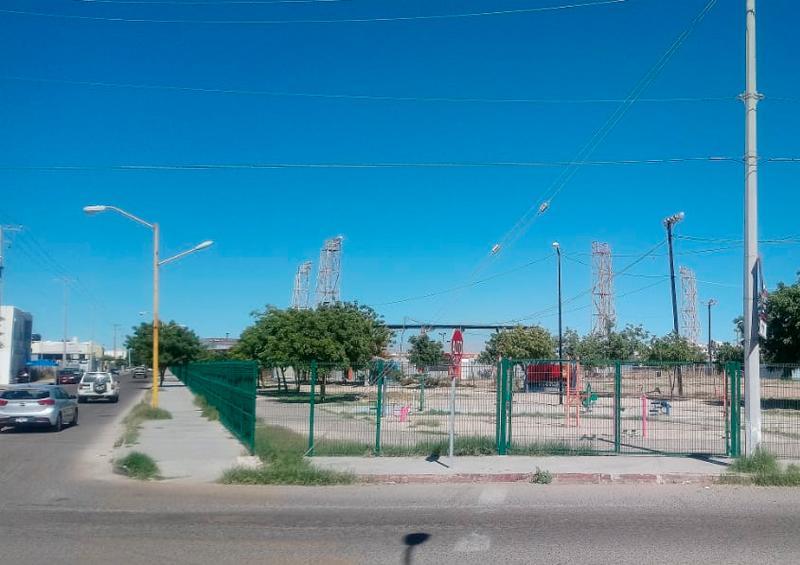Reconoce administración inseguridad en parque Nuevo Sol