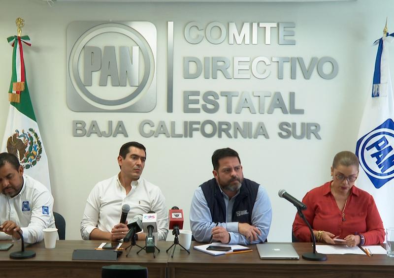 Perversidad de Morena descalificar apoyo a paro de mujeres: PAN