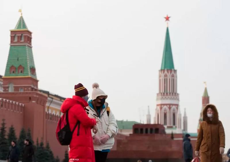 Primer caso de COVID-19 en Rusia