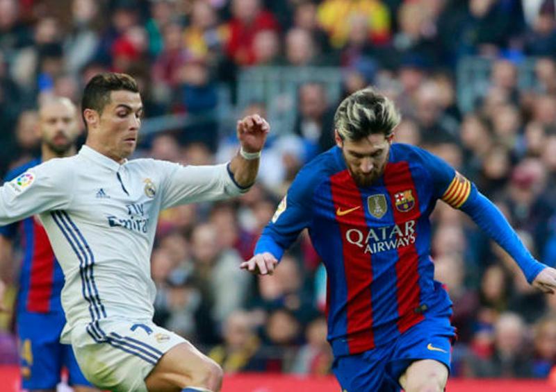 Lionel Messi decepciona en partido Real Madrid Vs. Barcelona