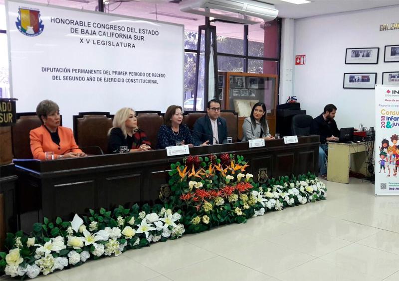 Presentan Agenda de Acciones y Políticas en favor de la Infancia y la Adolescencia